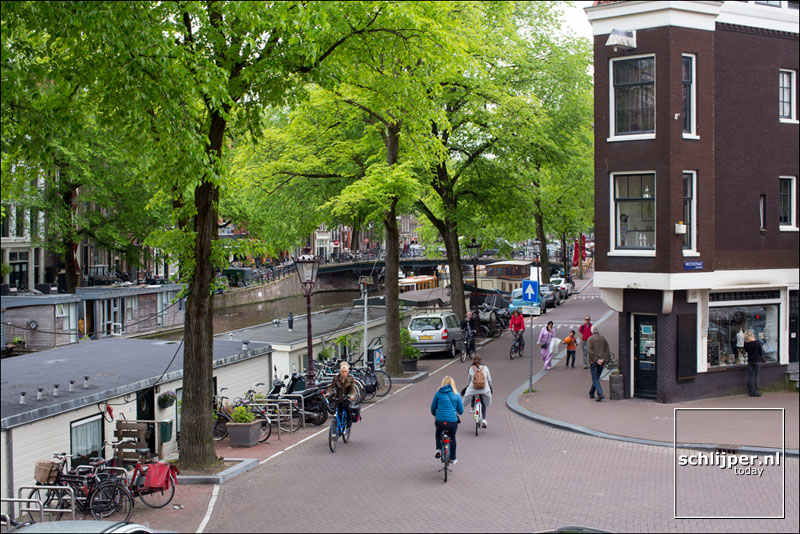 Nederland, Amsterdam, 20 mei 2016