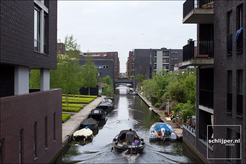 Nederland, Amsterdam, 21 mei 2016