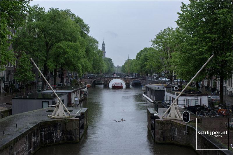 Nederland, Amsterdam, 22 mei 2016