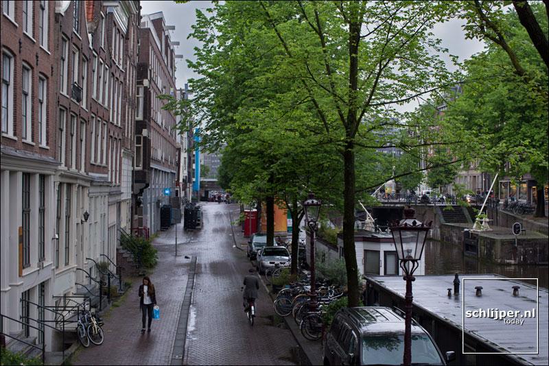 Nederland, Amsterdam, 23 mei 2016