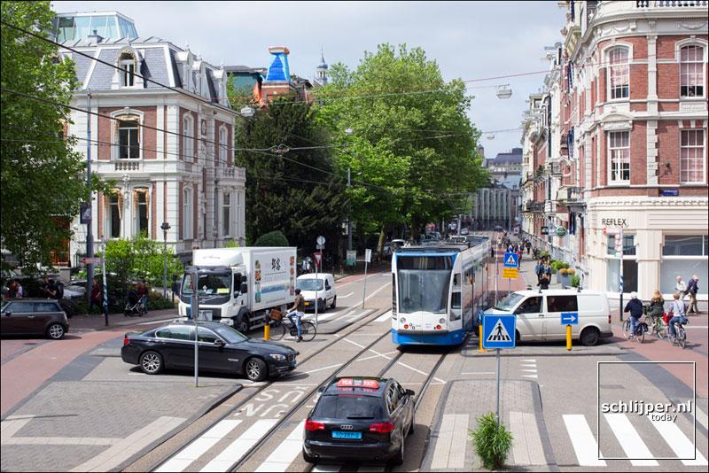 Nederland, Amsterdam, 24 mei 2016