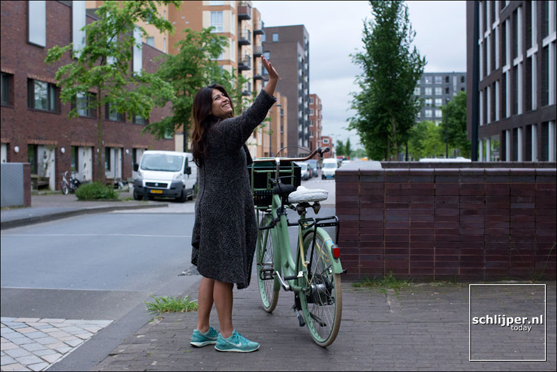 Nederland, Amsterdam, 25 mei 2016