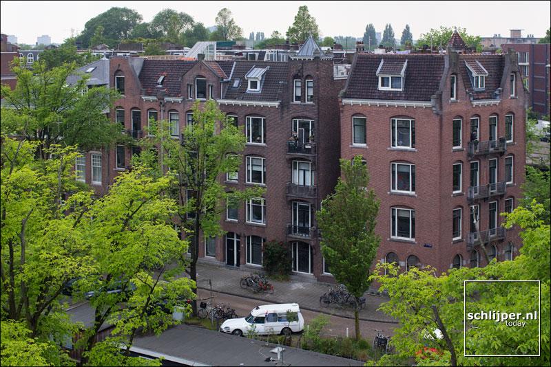 Nederland, Amsterdam, 26 mei 2016
