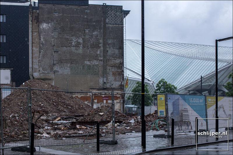 Belgie, Luik, 29 mei 2016