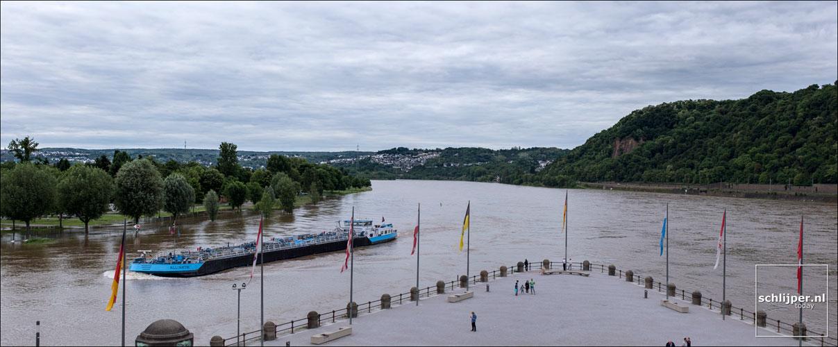 Duitsland, Koblenz, 31 mei 2015