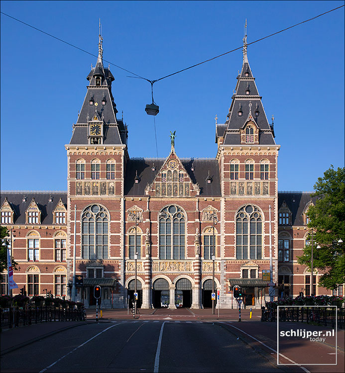 Nederland, Amsterdam, 5 juni 2016