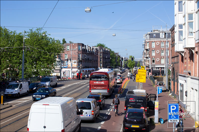 Nederland, Amsterdam, 9 juni 2016