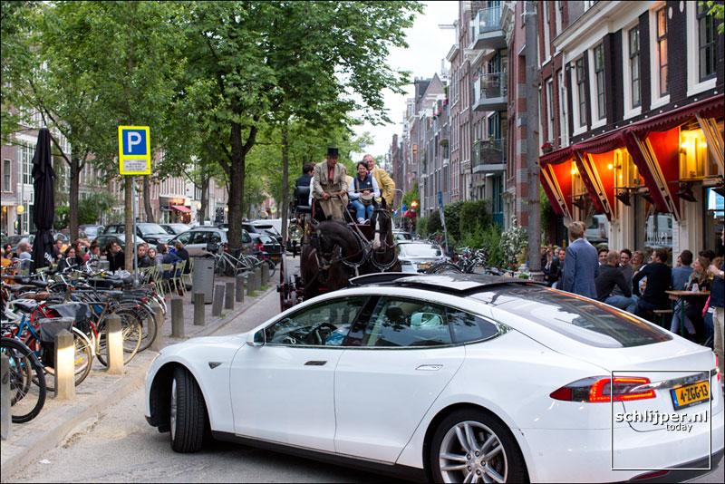 Nederland, Amsterdam, 10 juni 2016