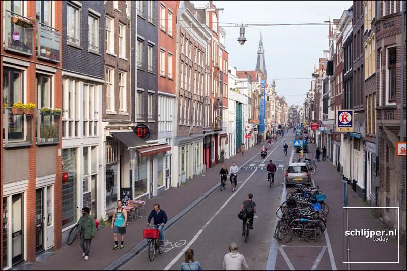 Nederland, Amsterdam, 11 juni 2016