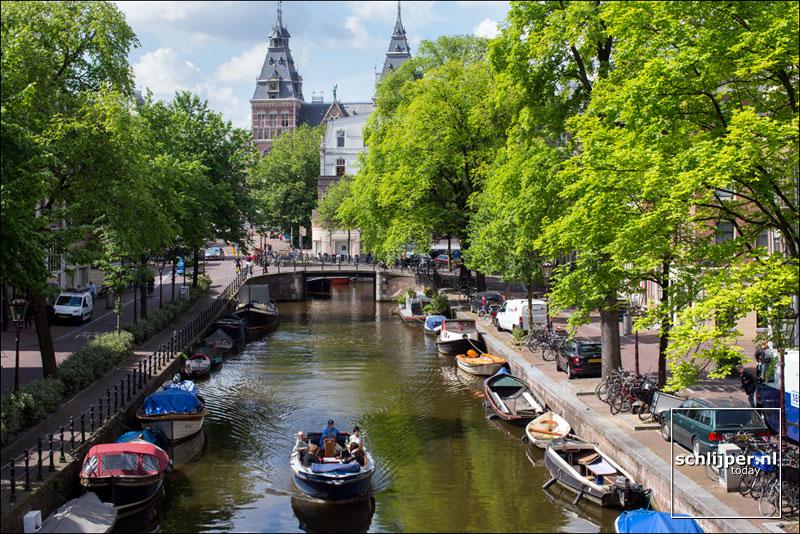 Nederland, Amsterdam, 16 juni 2016