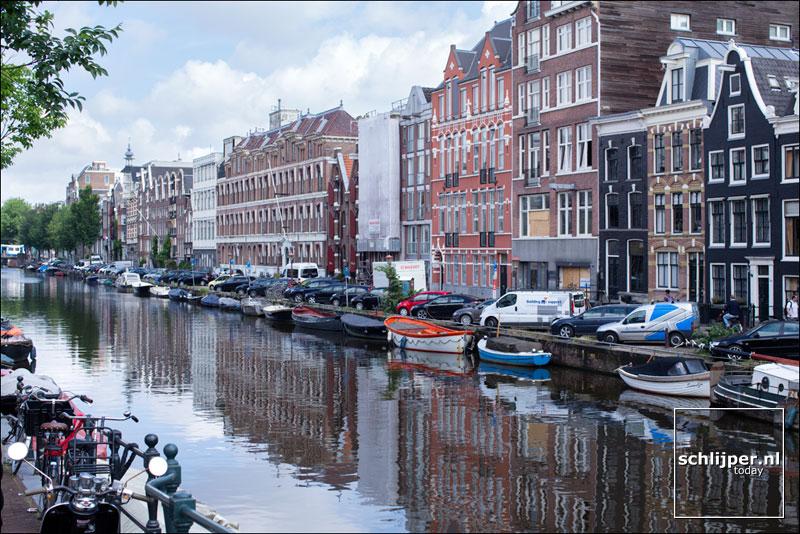 Nederland, Amsterdam, 17 juni 2016