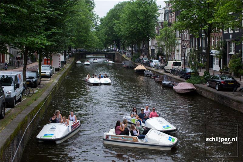 Nederland, Amsterdam, 23 juni 2016