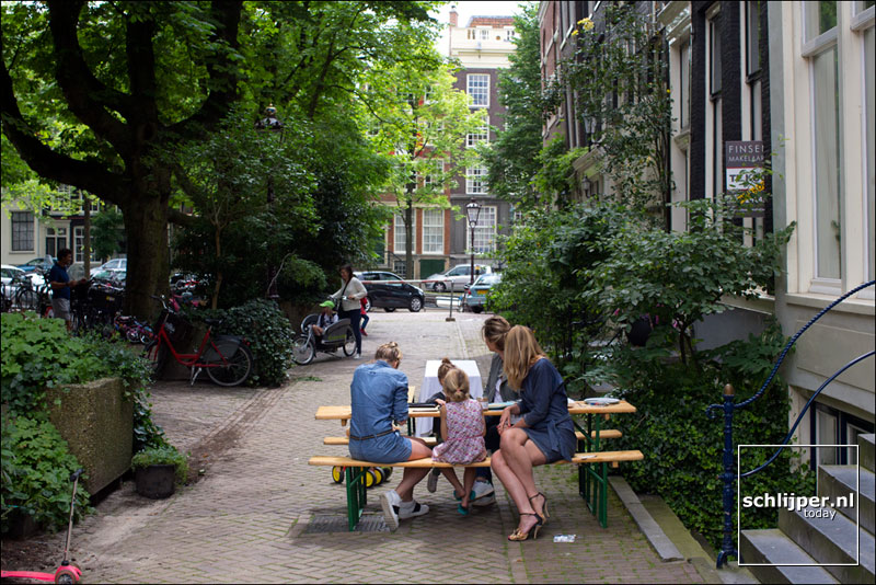Nederland, Amsterdam, 26 juni 2016