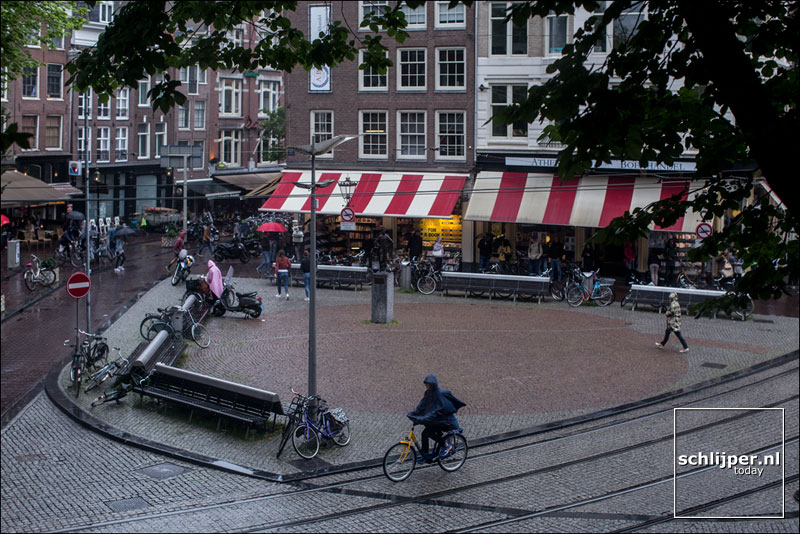 Nederland, Amsterdam, 1 juli 2016
