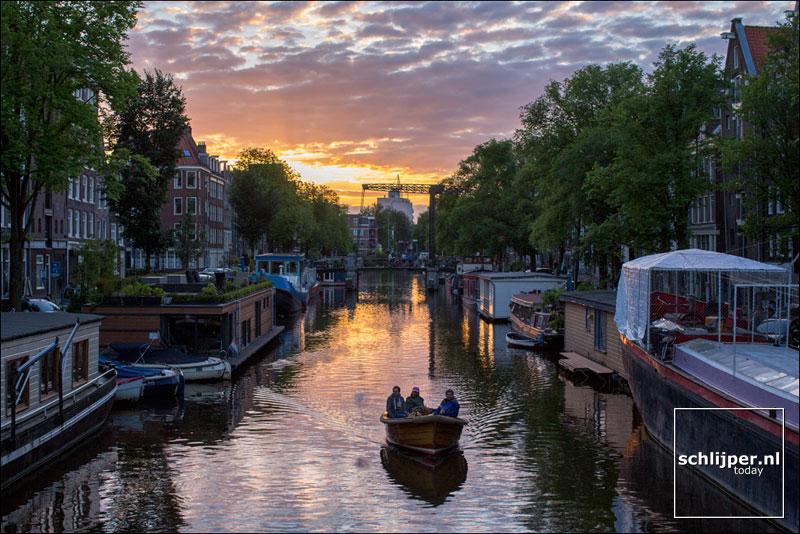 Nederland, Amsterdam, 3 juli 2016
