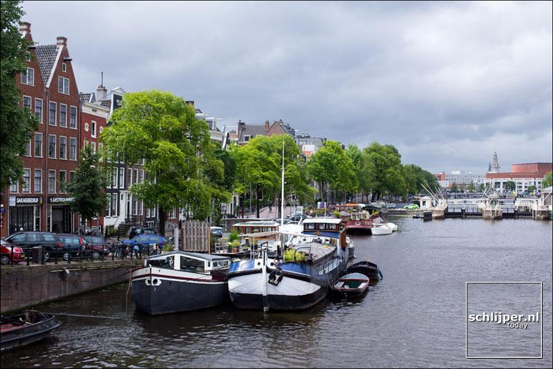 Nederland, Amsterdam, 5 juli 2016
