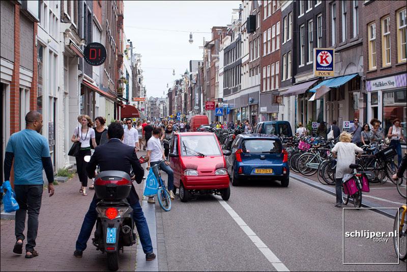 Nederland, Amsterdam, 9 juli 2016