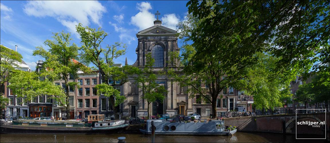 Nederland, Amsterdam, 11 juli 2016