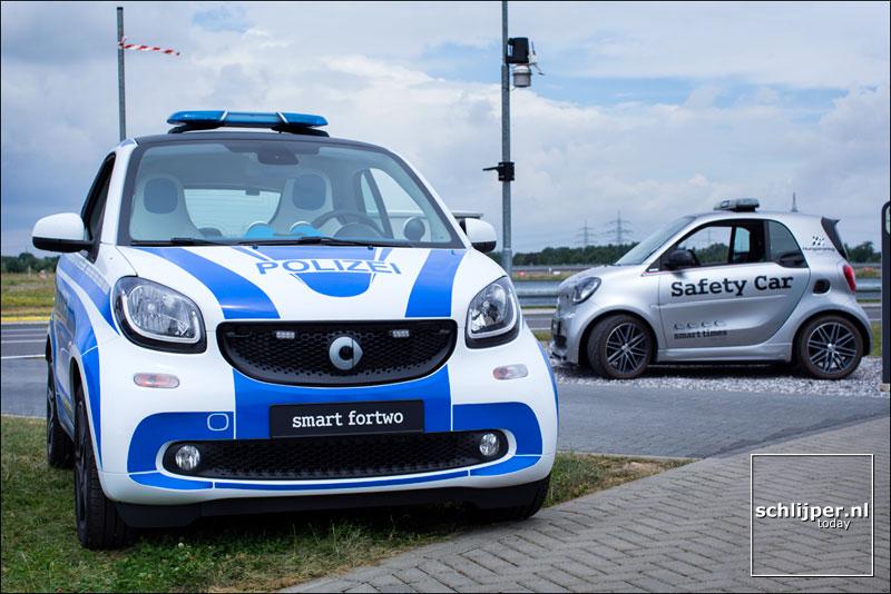 Duitsland, Aldenhofen Testing Center, 13 juli 2016