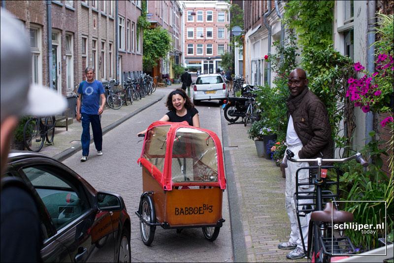 Nederland, Amsterdam, 16 juli 2016
