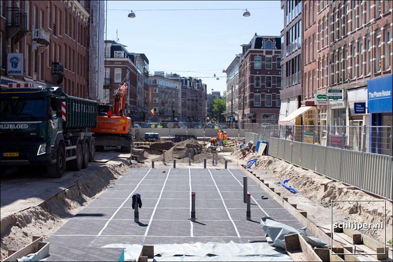 Nederland, Amsterdam, 18 juli 2016