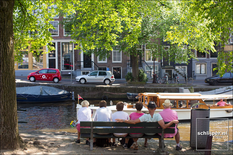 Nederland, Amsterdam, 19 juli 2016