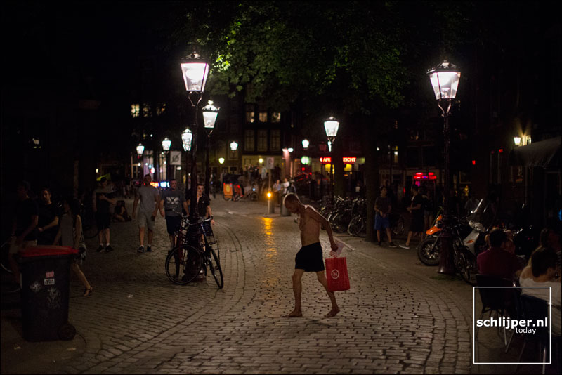 Nederland, Amsterdam, 20 juli 2016