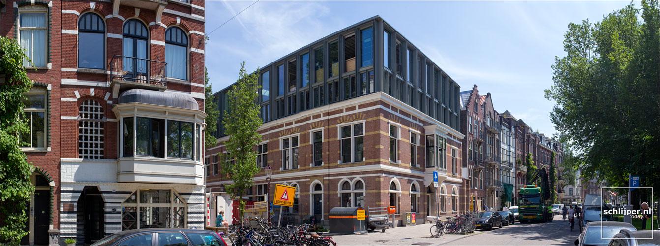 Nederland, Amsterdam, 21 juli 2016