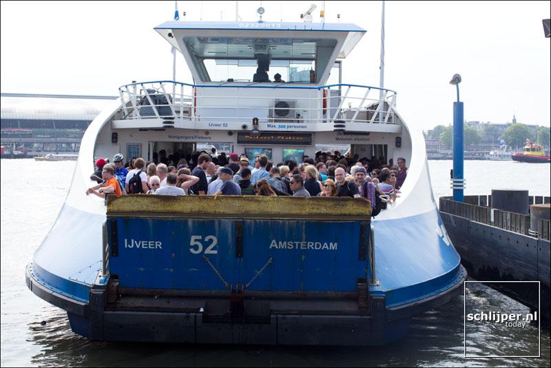 Nederland, Amsterdam, 23 juli 2016