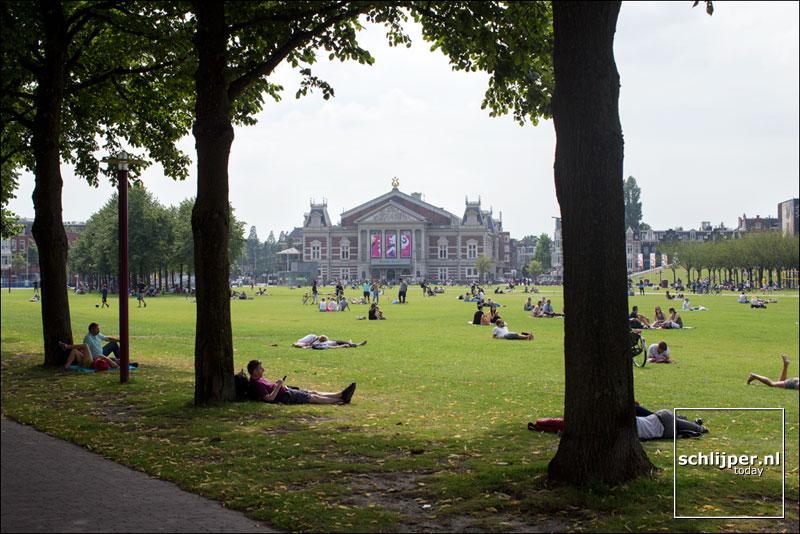 Nederland, Amsterdam, 24 juli 2016
