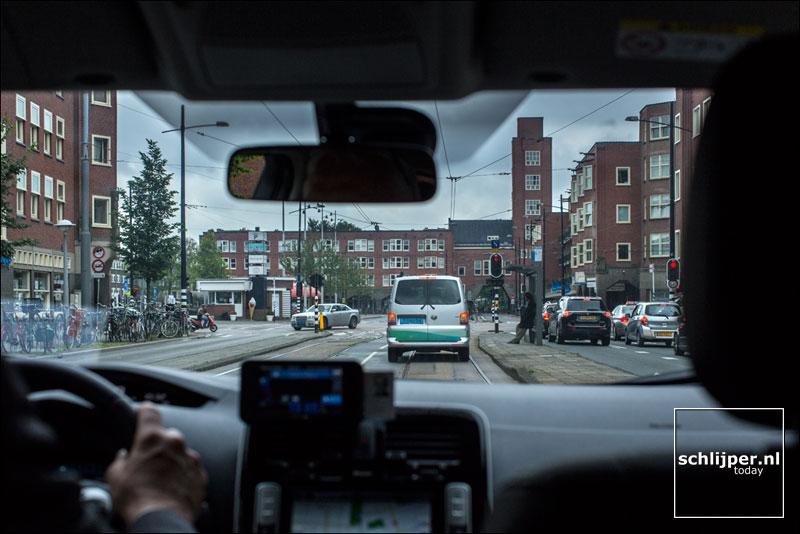 Nederland, Amsterdam, 29 juli 2016