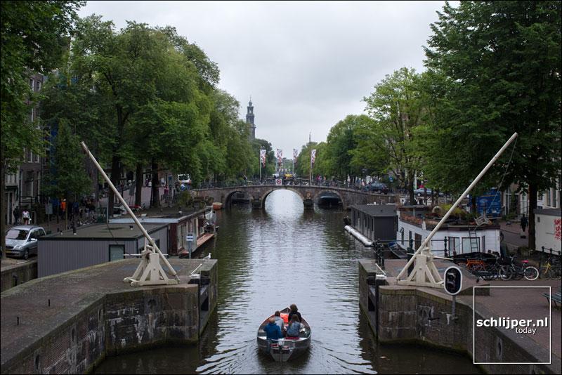 Nederland, Amsterdam, 2 augustus 2016