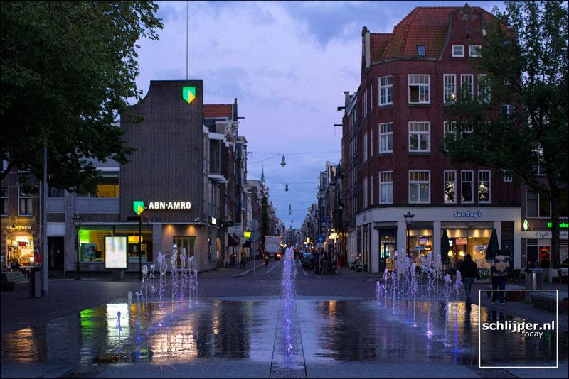 Nederland, Amsterdam, 3 augustus 2016