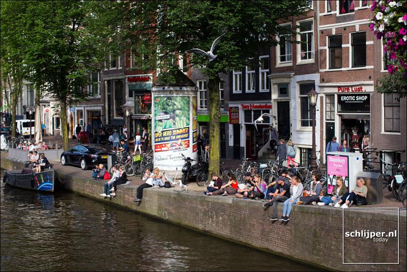 Nederland, Amsterdam, 4 augustus 2016
