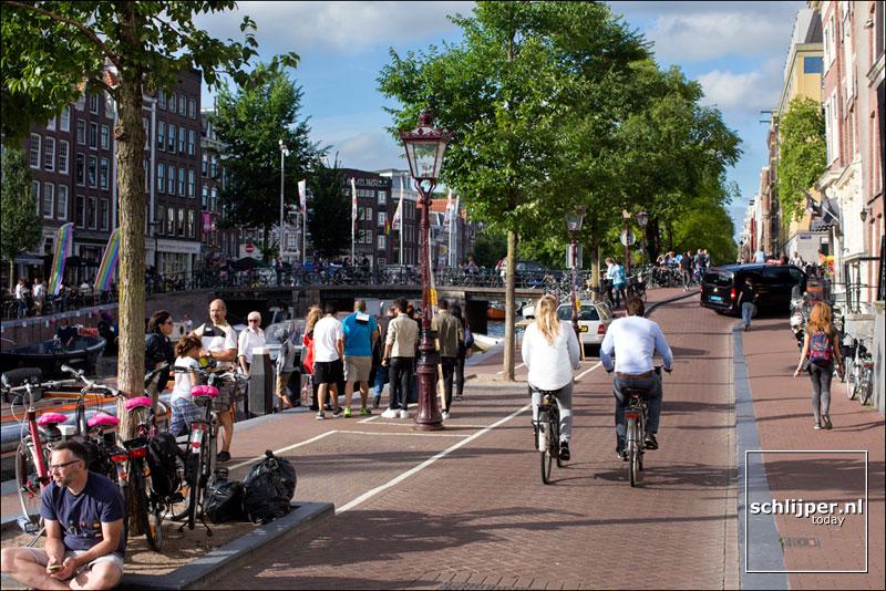 Nederland, Amsterdam, 5 augustus 2016