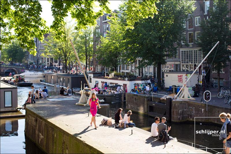 Nederland, Amsterdam, 6 augustus 2016
