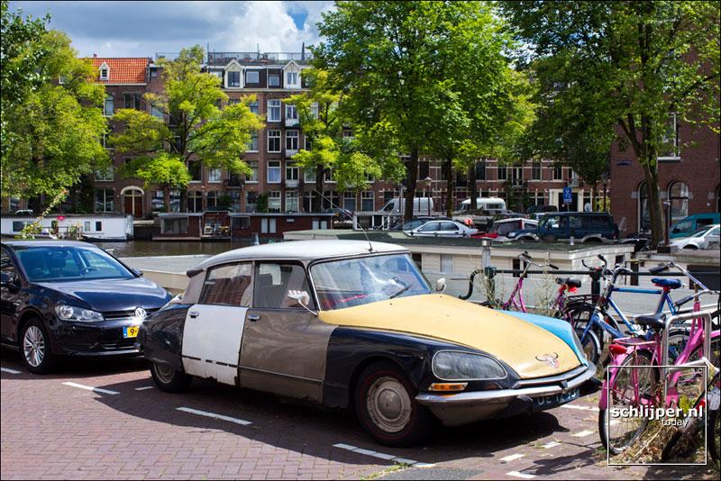 Nederland, Amsterdam, 8 augustus 2016