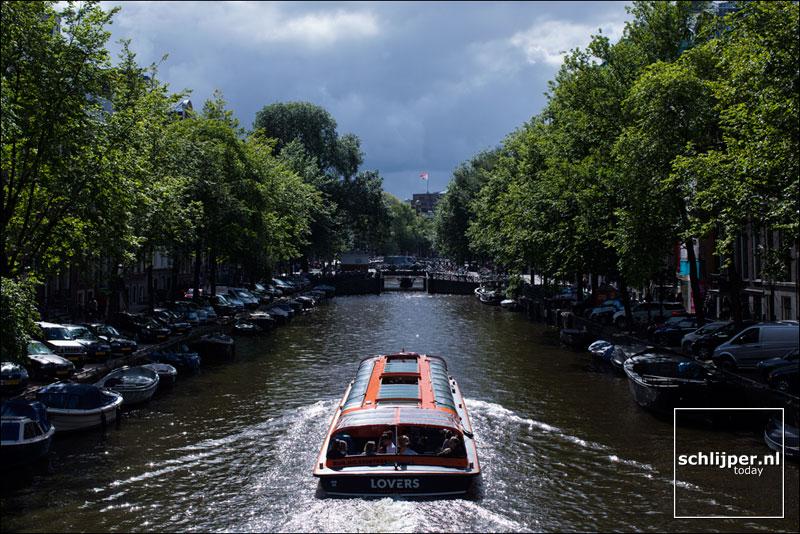 Nederland, Amsterdam, 9 augustus 2016