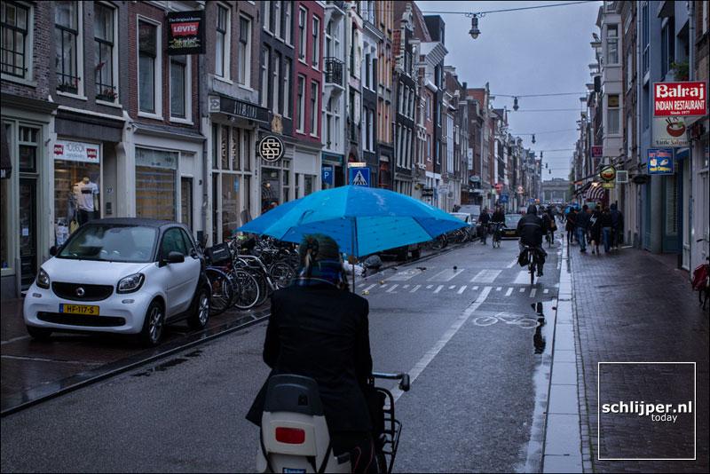 Nederland, Amsterdam, 11 augustus 2016