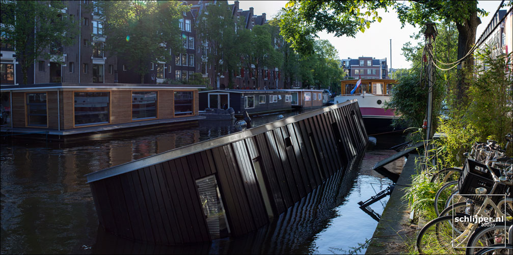 Nederland, Amsterdam, 12 augustus 2016
