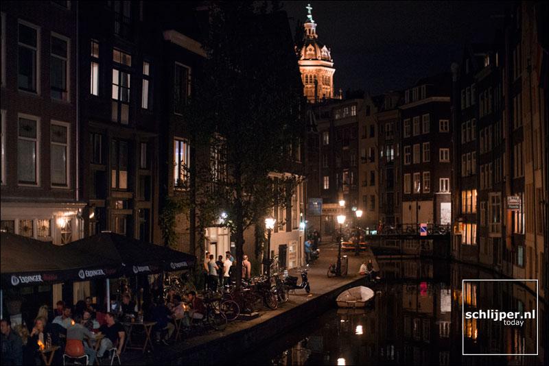 Nederland, Amsterdam, 13 augustus 2016