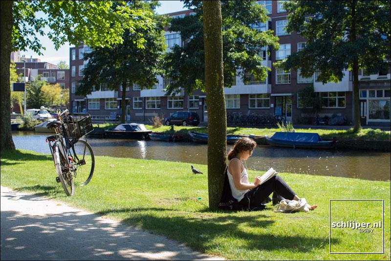 Nederland, Amsterdam, 15 augustus 2016