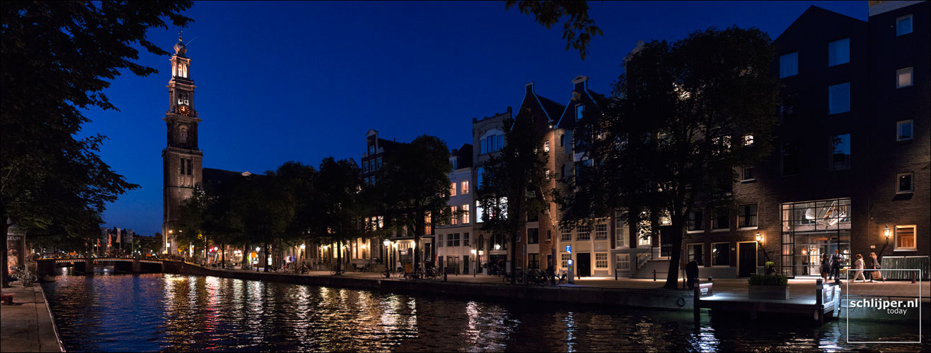 Nederland, Amsterdam, 17 augustus 2016