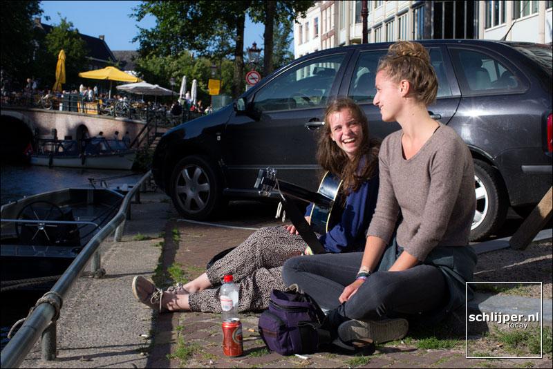 Nederland, Amsterdam, 20 augustus 2016
