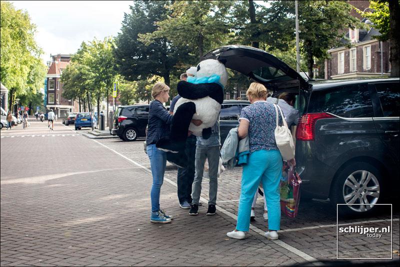 Nederland, Amsterdam, 21 augustus 2016