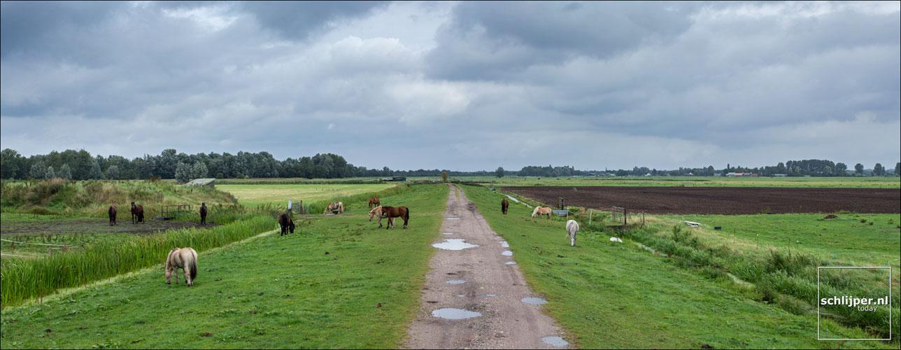 Nederland, Nederhorst den Berg, 22 augustus 2016