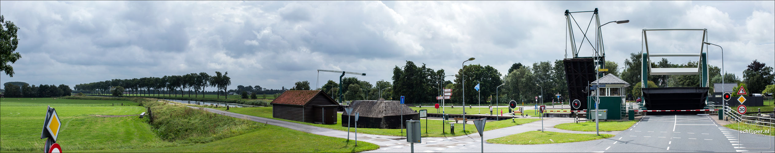 Nederland, Nederhorst, 22 augustus 2016