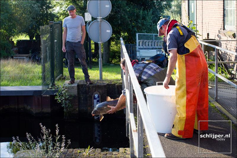 Nederland, Vinkeveen, 23 augustus 2016
