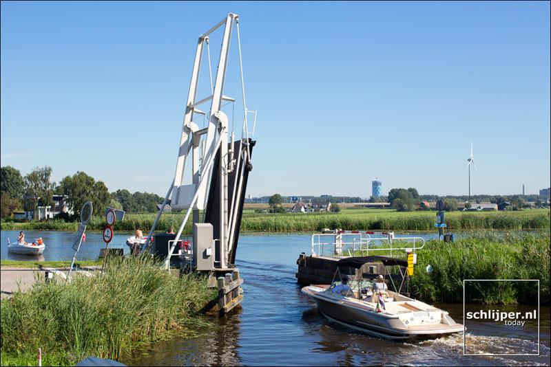 Nederland, Ouderkerk aan de Amstel, 24 augustus 2016