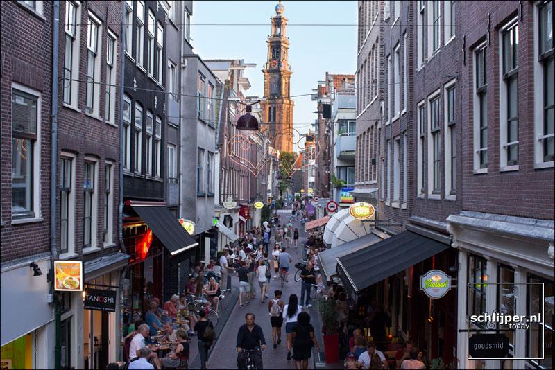 Nederland, Amsterdam, 24 augustus 2016